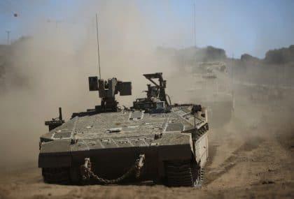الغارة الجوية الاسرائيلية المزعومة على مصنعٍ سوري للأسلحة تُشعل مخاوف من تجدد الصراع