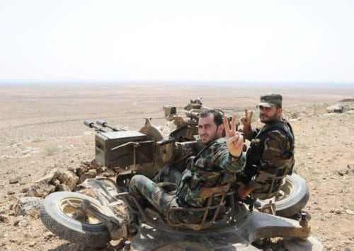 In Syria, al-Assad Gains Upper Hand as US Withdraws Support for Moderate Rebels