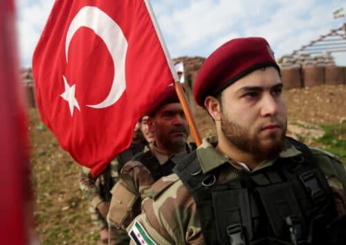 التواجد التركي في شمال سوريا: أخٌ مُحب يتصرف بما فيه مصلحته