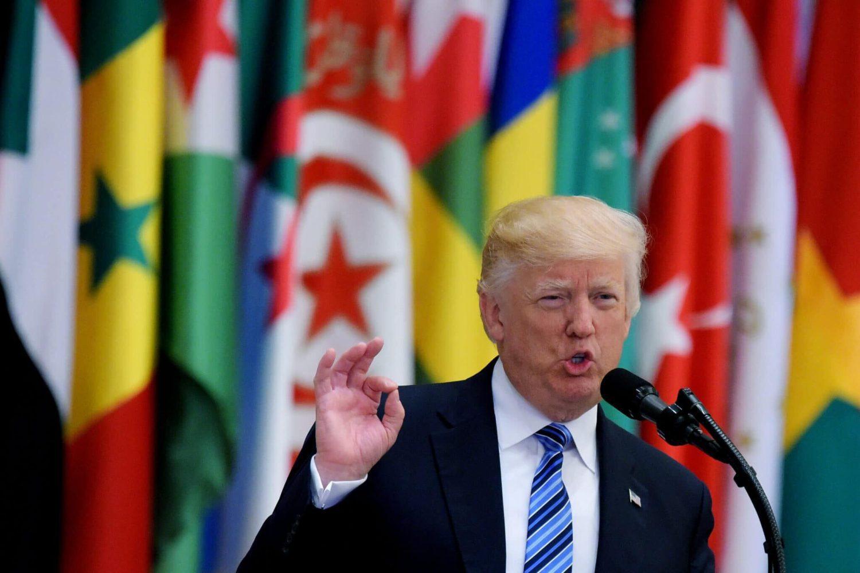 Translation- Arab Islamic American Summit
