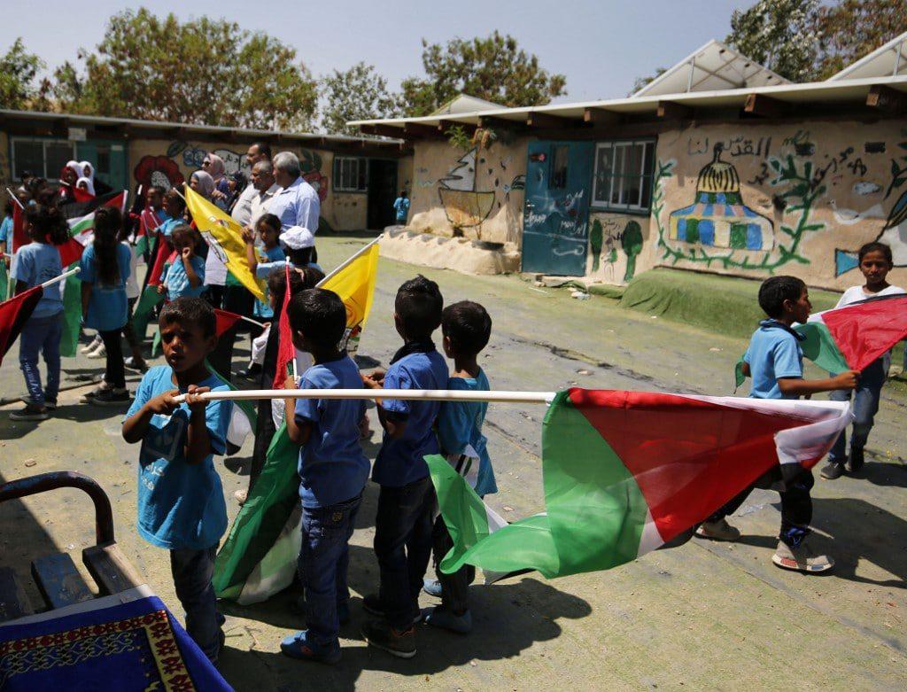 Bedouin palestine