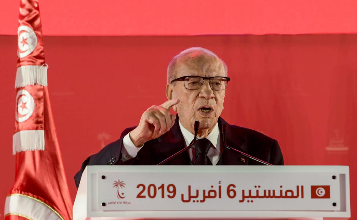 Translation- Beji Caid Essebsi