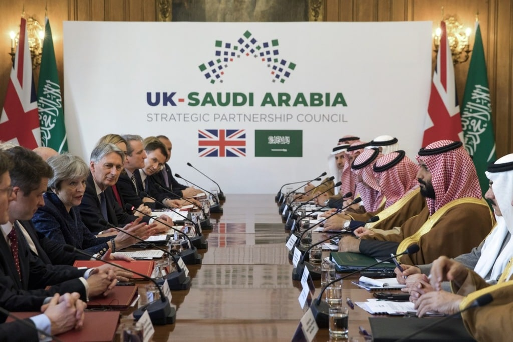 Translation- British Saudi relations