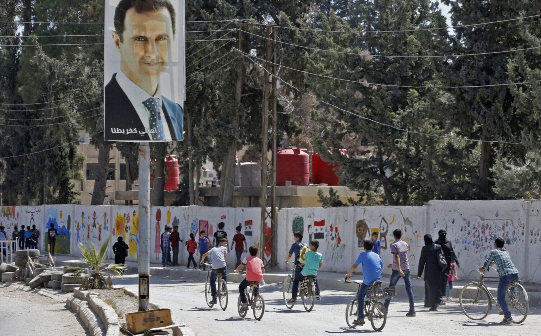 Translation- Eastern Ghouta