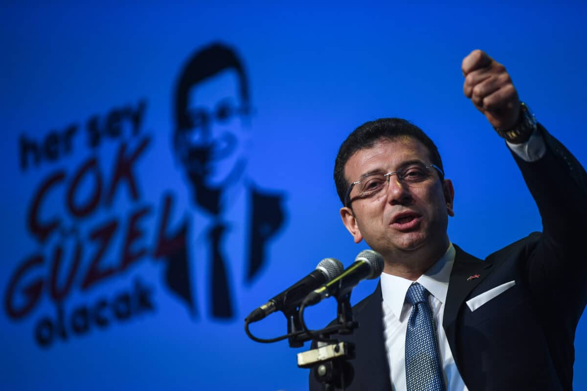 Translation- Ekrem Imamoglu