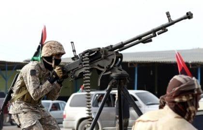 Tripoli's Militia Cartel