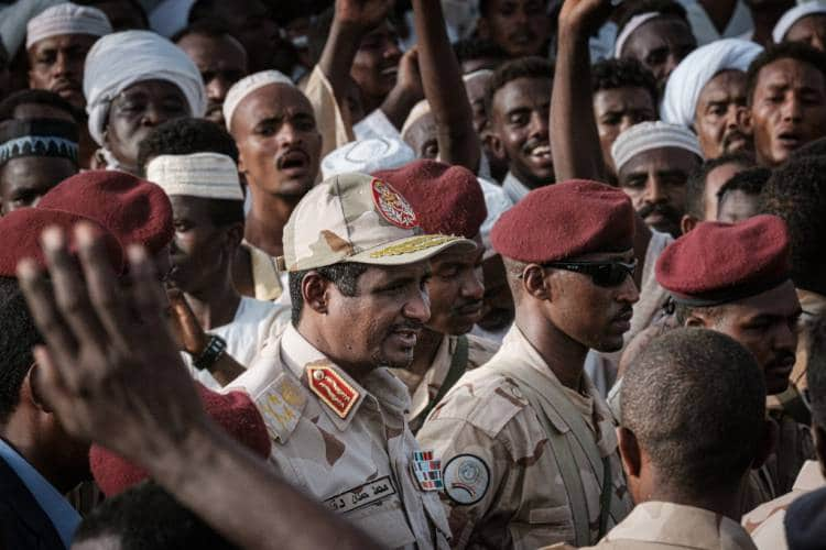 Explainer: tracing the history of Sudan's Janjaweed militia