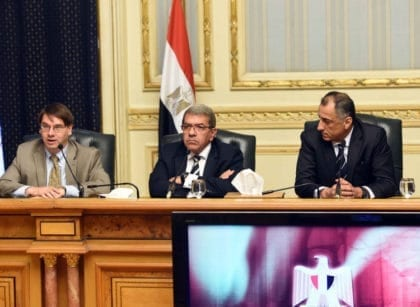 """""""Flash-in-the-Pan"""" Development in Egypt?"""