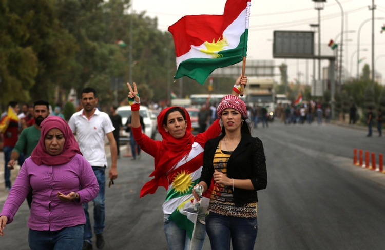 The Changing Dynamics of the Kurdish Question