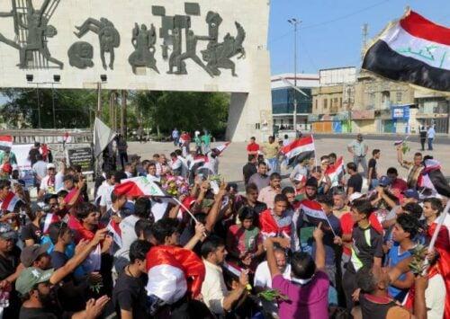 """الحركات الاحتجاجية في العراق في عصر """"مجتمعٍ مدني جديد"""""""