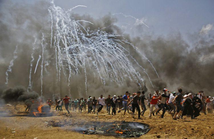 Israel-Gaza Brinkmanship Slips over the Brink