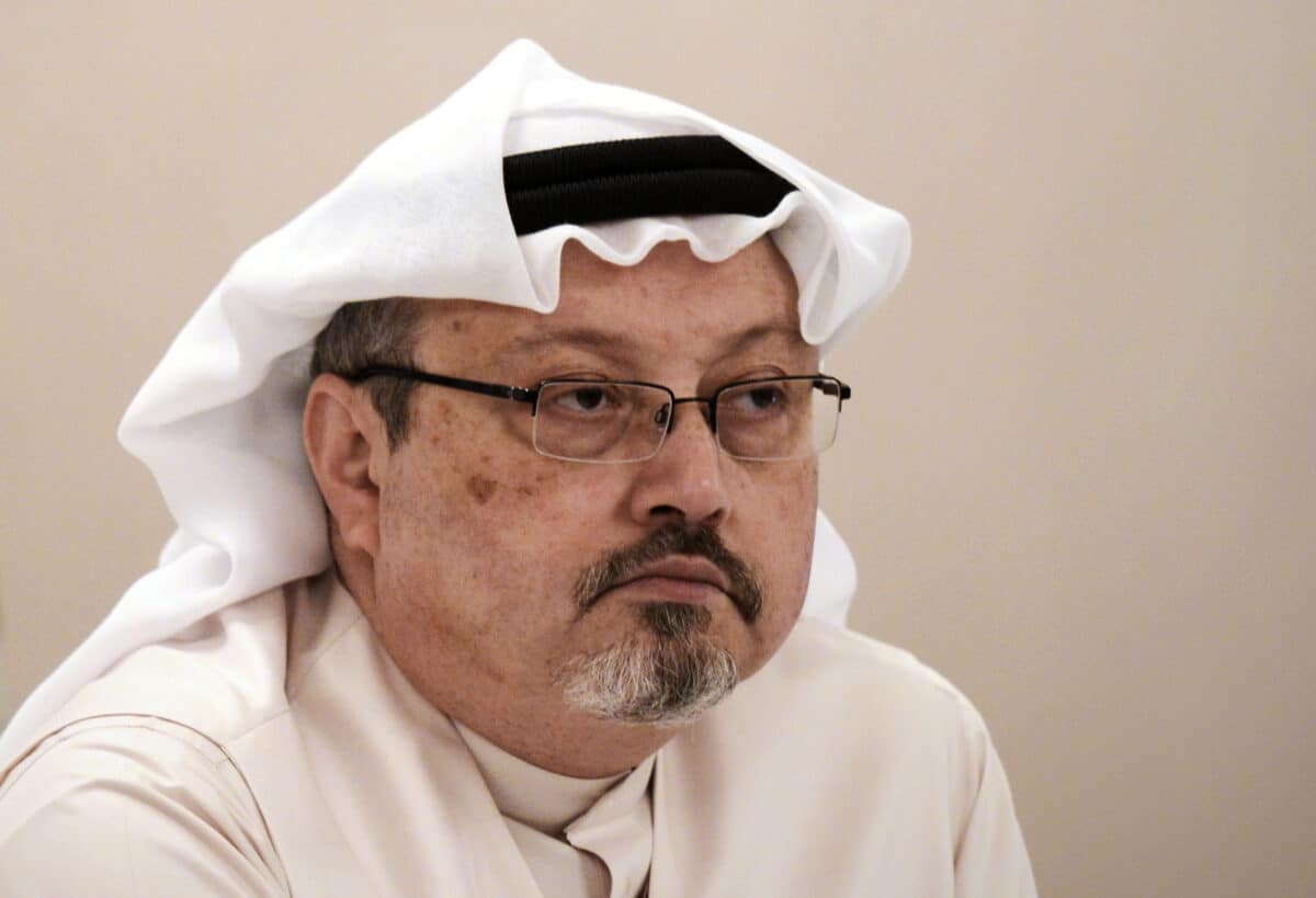 Translation- Jamal Khashoggi