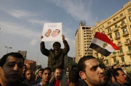 The Battle over the Memory of Egypt's revolution
