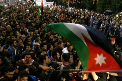 Jordanian protests: Revisiting the Arab Spring and setting a Benchmark
