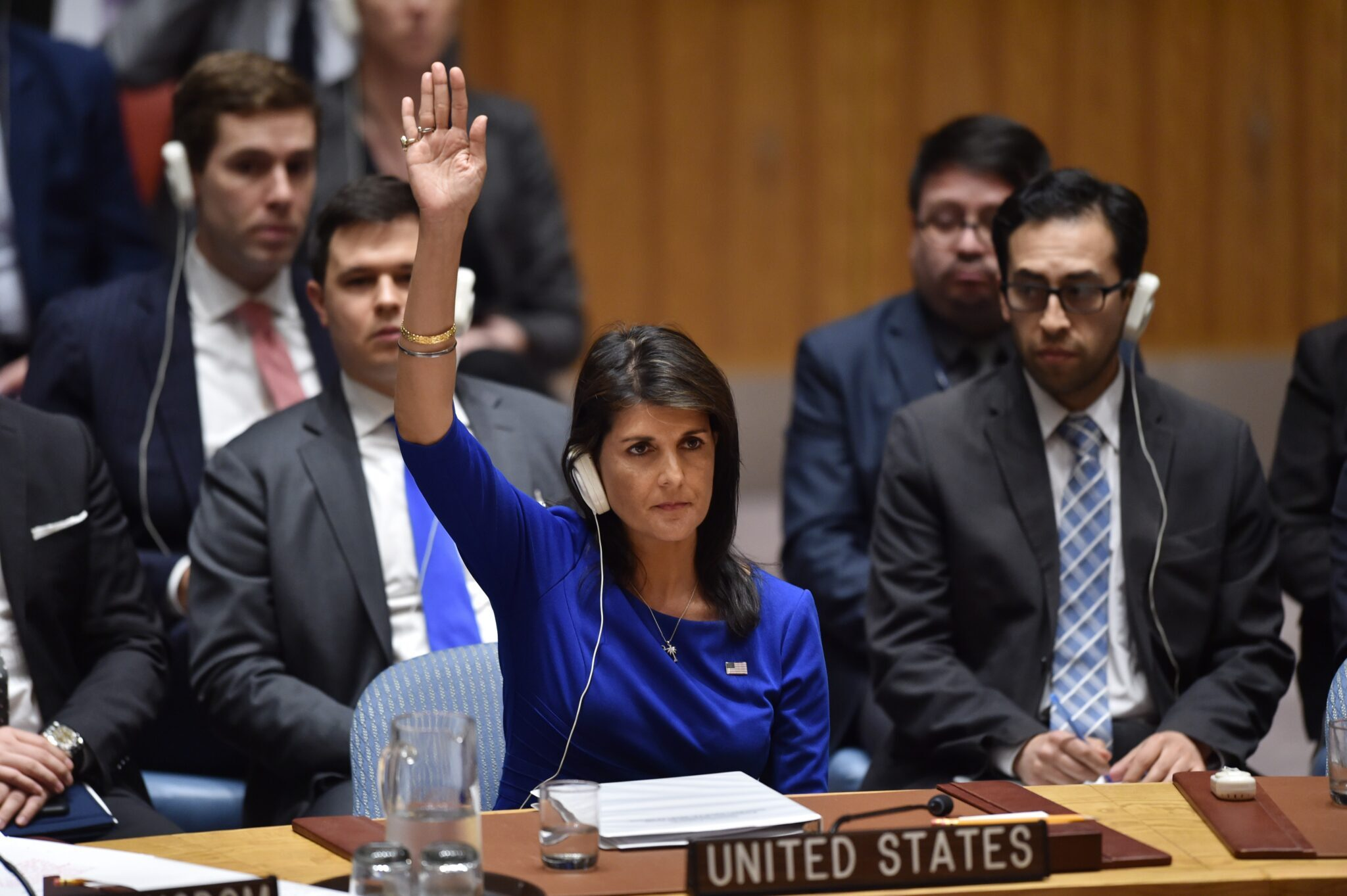 Translation- Nikki Haley