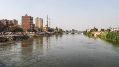 Agreements that favour Egypt's Rights to Nile Waters are an Anachronism