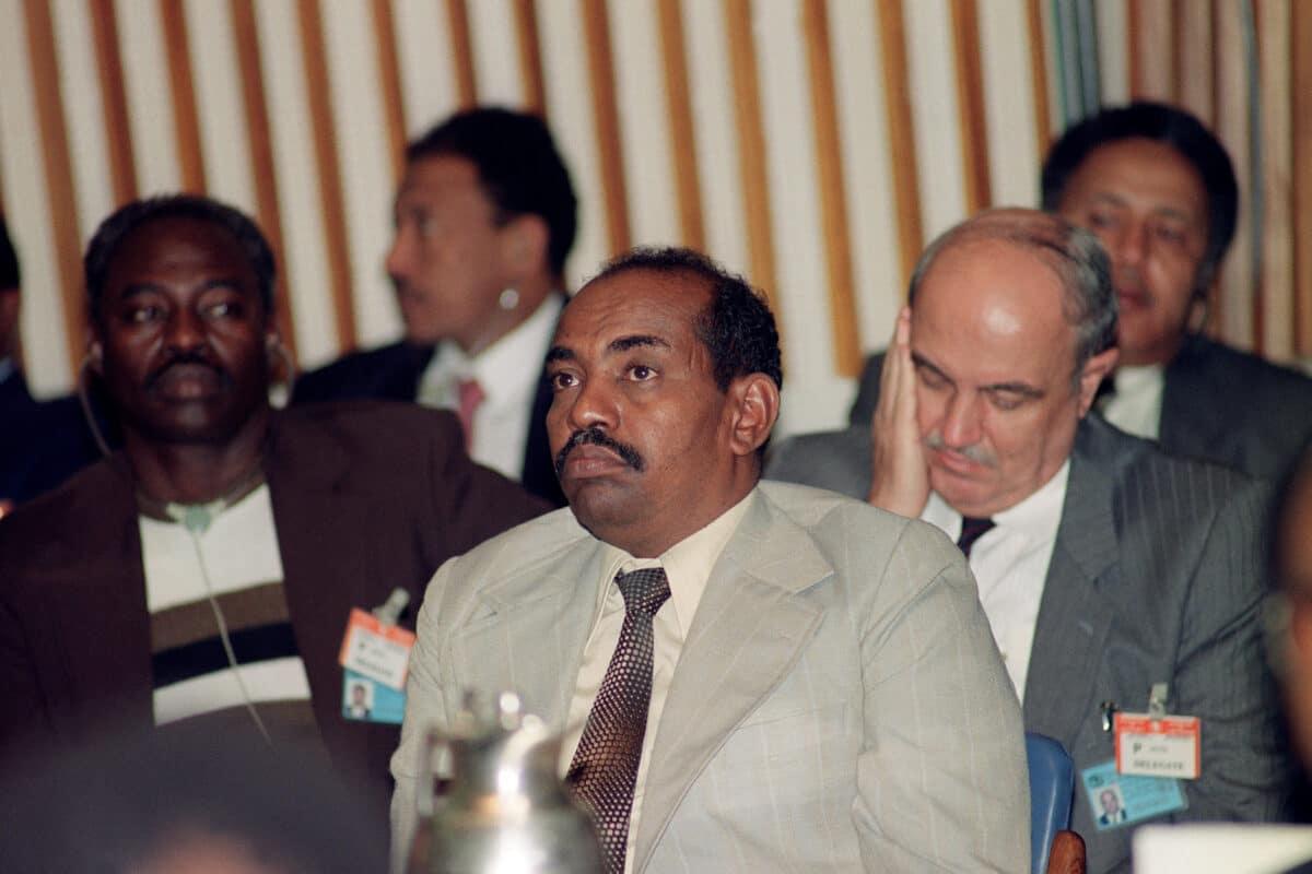 Translation- Omar Al-Bashir