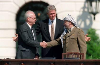 اتفاقيات أوسلو بعد ربع قرن: أفق مسدود وآمال خائبة
