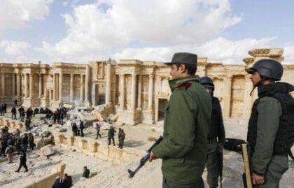 الحرب السورية: الآثار تدفع الثمن أيضاً