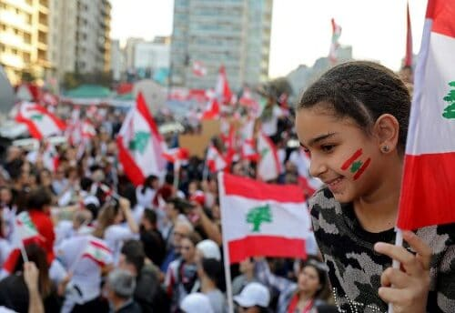 As protests continue, Lebanon's sectarian power-sharing stalemate must end