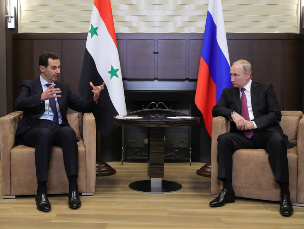 Translation- Putin and Assad