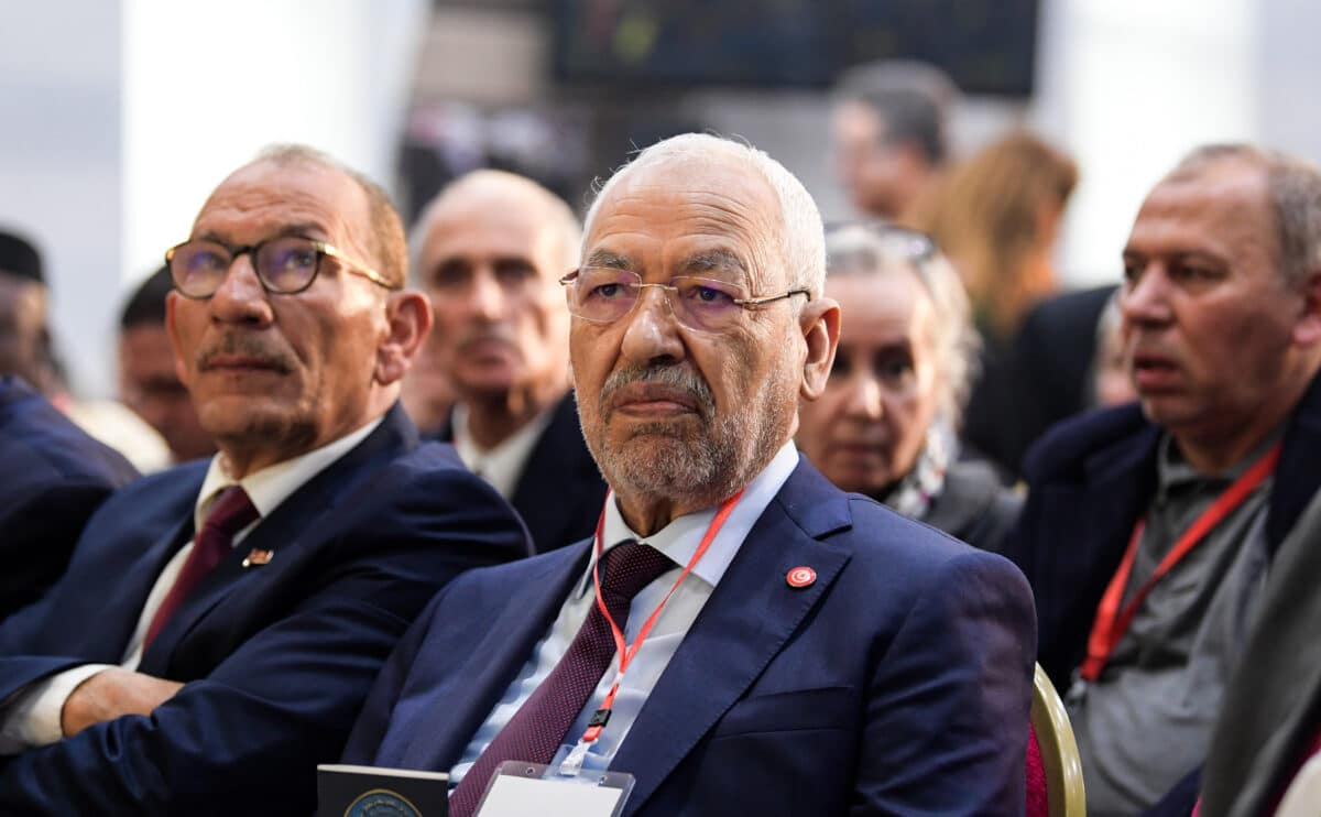Translation- Rached Ghannouchi