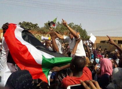 The Revolution in Sudan: Let it Fall