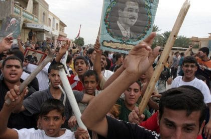 How Saddam Hussein's old ideology may have contributed to the modern Islamic State