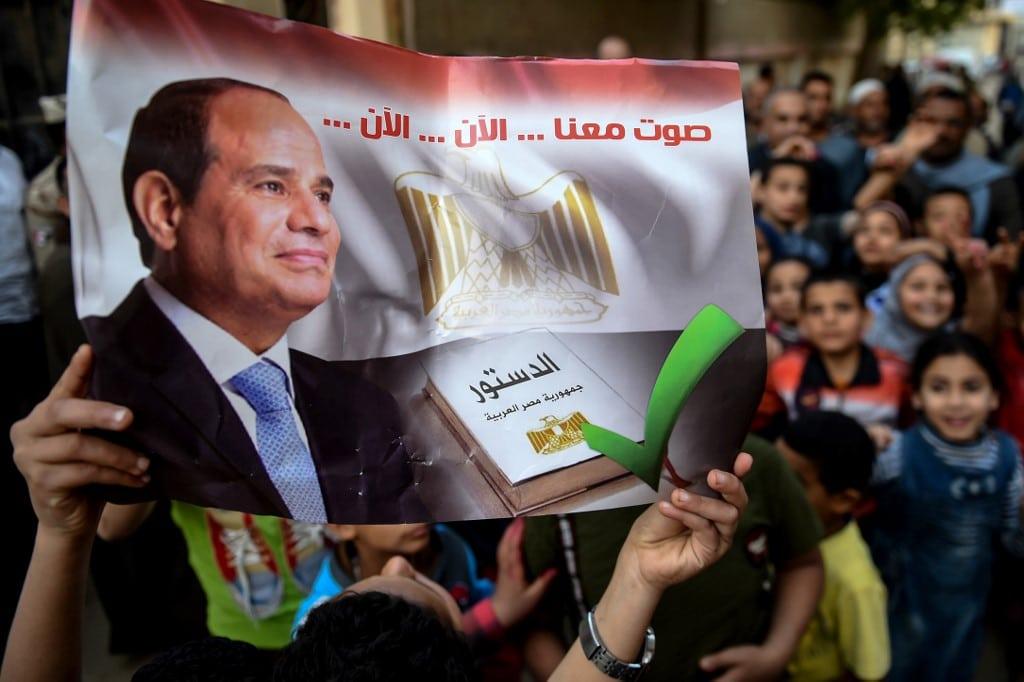 Sisi egypt