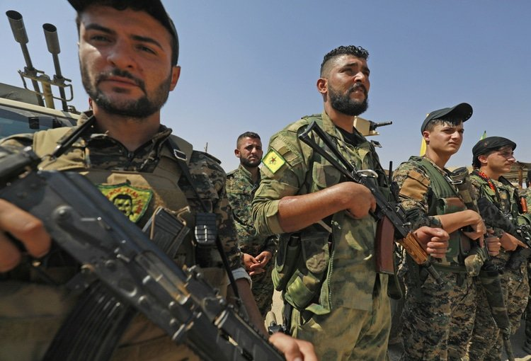 Syria's Kurds: The New Frontline in confronting Iran and Turkey