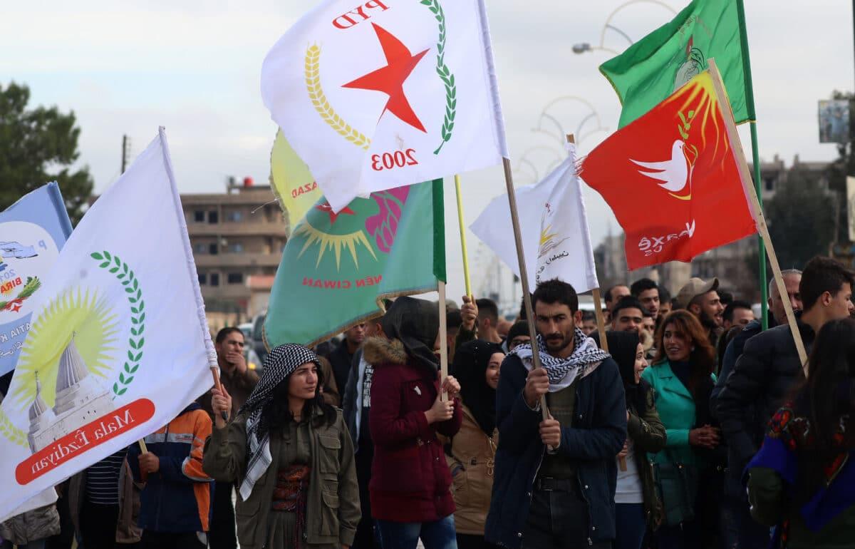Translation- Syrian kurds