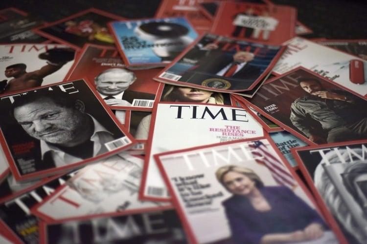 """الاعتداءات العالمية على الصحافة تهيمن على جائزة """"شخصية العام"""" من مجلة """"التايم"""""""