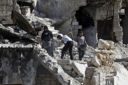 الاتحاد الأوروبي وإشكالية التدافع لإعادة إعمار سوريا (الجزء الأول)