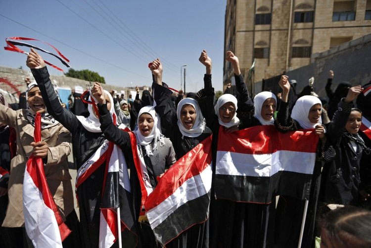 How Yemeni Women are fighting the War