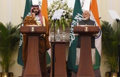 ولي العهد السعودي محمد بن سلمان يواجه وضعاً جيوسياسياً مضطرباً في جولته الآسيوية