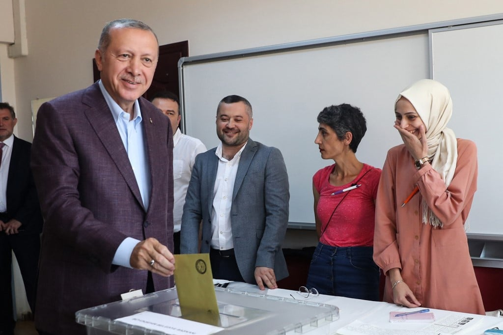 Elections turkey