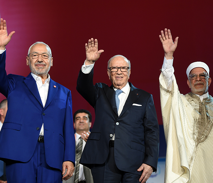Ennahda and the Separation of Politics from Religion
