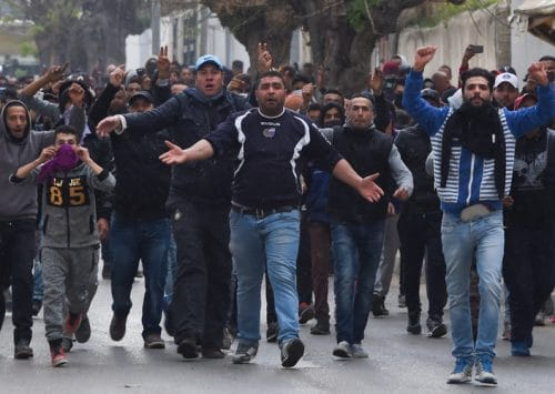 Social Unrest in Tunisia: When the Expected Becomes Unexpected