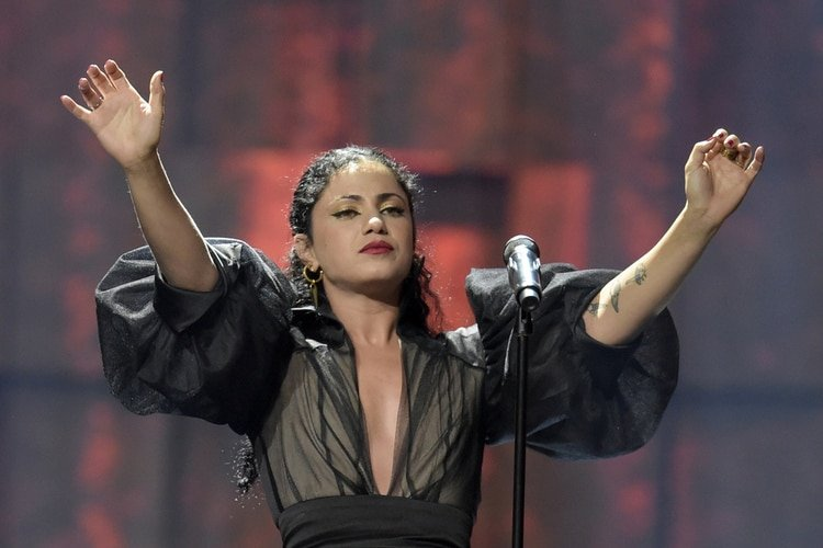 Tunisian Singer-songwriter Emel Mathlouthi, 'the Fairuz of Her Generation'