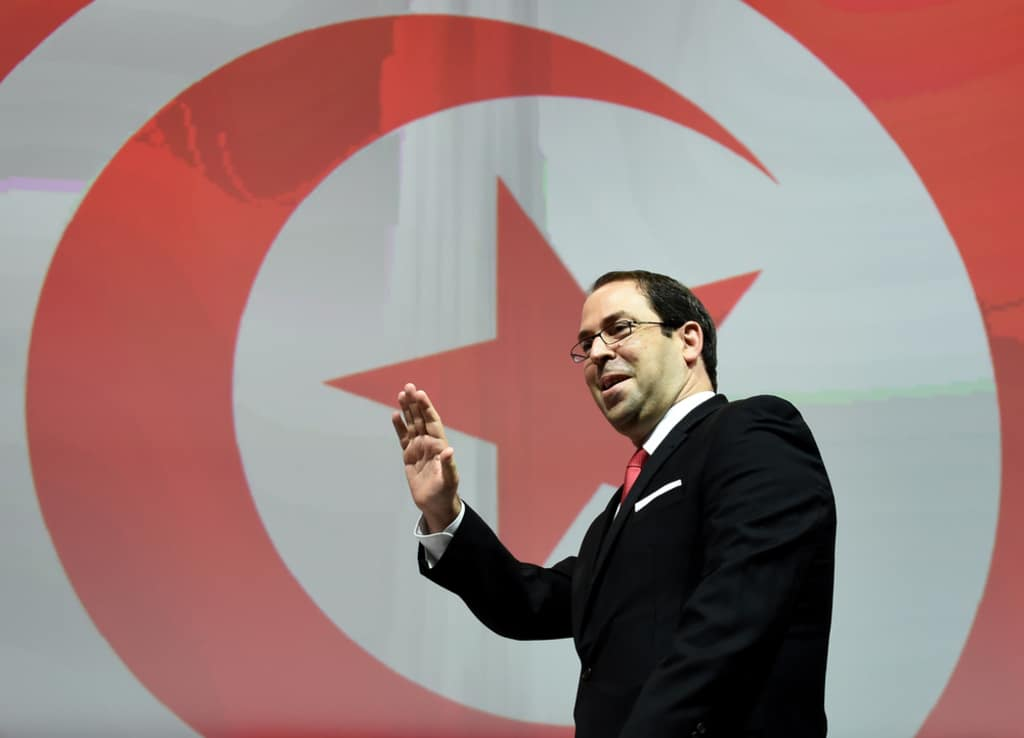 Tunisia- Youssef Chahed