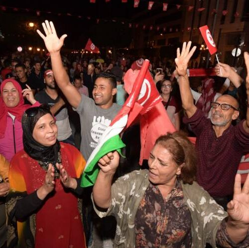 Tunisia's Revolution Enters Second Phase as Kais Saied Sweeps to Election Victory