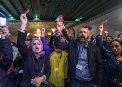 في تونس، الأحزاب السياسية تنظر إلى الماضي للظفر بانتخابات المستقبل