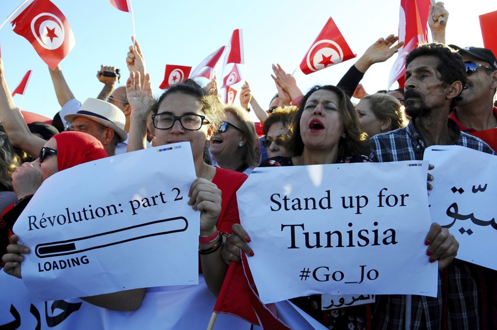 Tunisia-Corruption in Tunisia