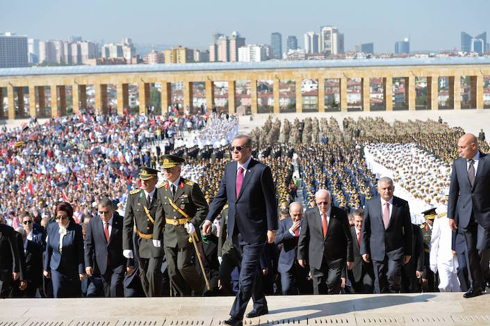 After Failed Coup, Turkey's Military Emerges Stronger