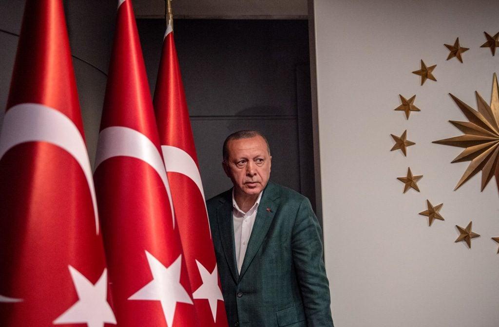 Turkey- Huber Mansion