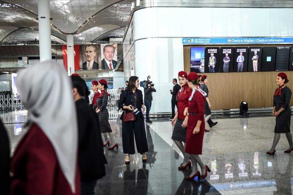 Turkey- Istanbul New Airport