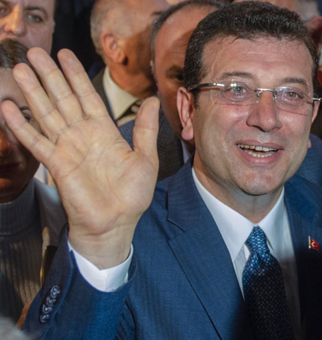 Turkey- Ekrem Imamoglu