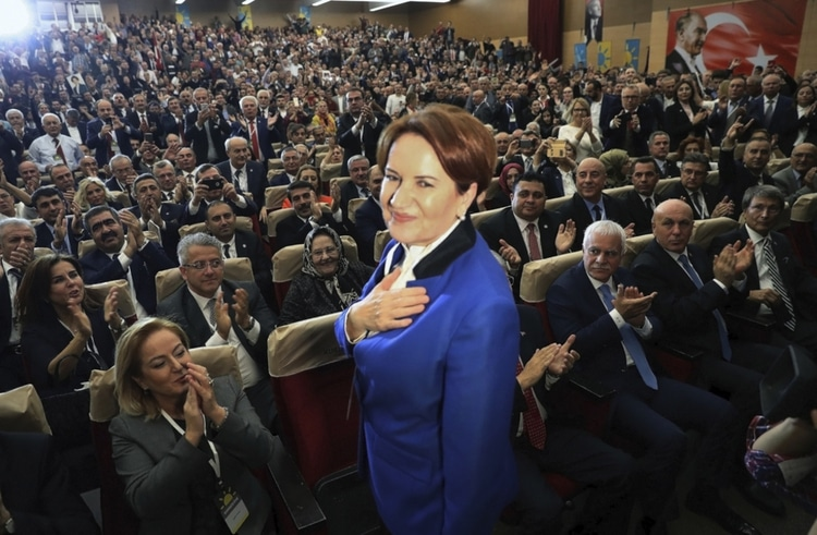 Meral Aksener: Could Turkey's Iron Lady Oust Erdogan?