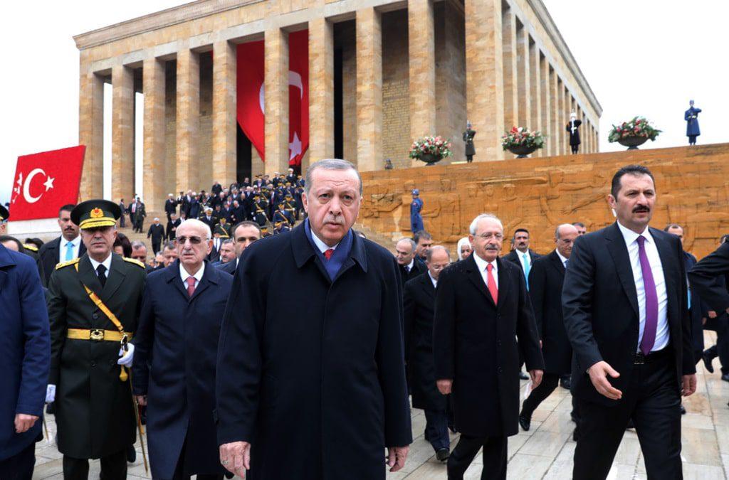 Turkey- Recep Tayyip Erdogan