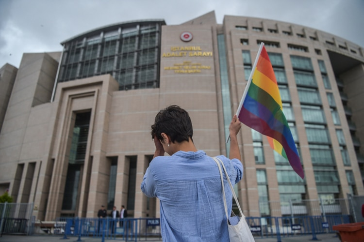 Turkey's Gay Soldiers in the Crosshairs